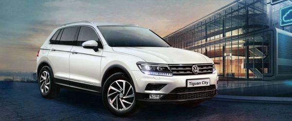 Акция на кроссовер Volkswagen Tiguan CONNECT — выгода до 310.000₽