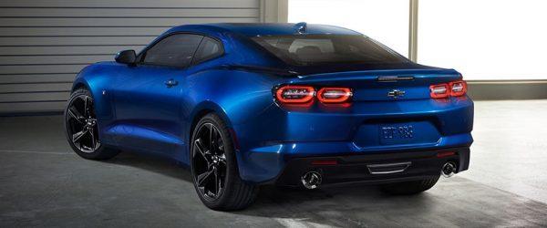Год страхования Chevrolet Camaro на специальных условиях