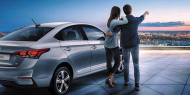 Скидки на Hyundai Solaris и Creta по программе Семейный автомобиль