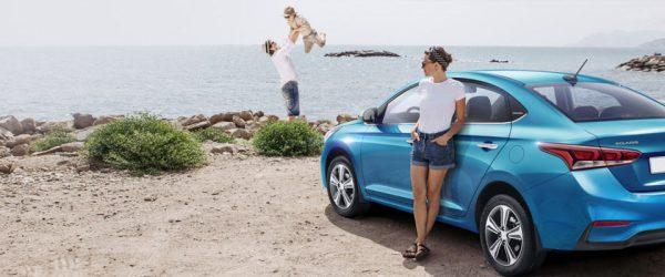 Первый автомобиль — Hyundai Solaris и Creta с выгодой до 10%