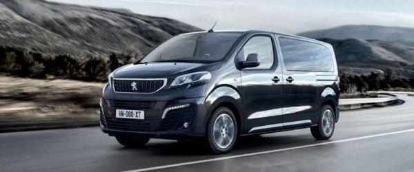 Скидки на новый Peugeot Traveller — выгода по акции до 200.000₽