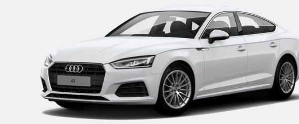 Автомобили Audi A5, A3 Sedan и A4 на специальных условиях