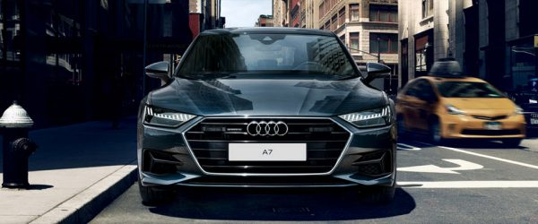 Специальные условия при покупке Audi A7 2018 года — скидка до 200.000₽