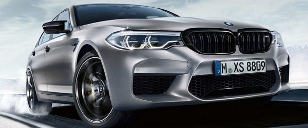 Специальные условия на BMW M-серии — выгода до 2.177.000₽