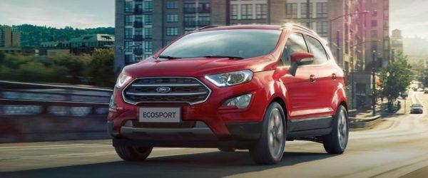 Специальные цены на Ford EcoSport — от 1.051.000₽