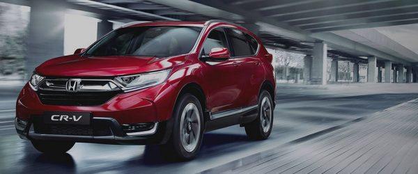 Акция на кроссовер Honda CR-V — выгода до 271.000₽