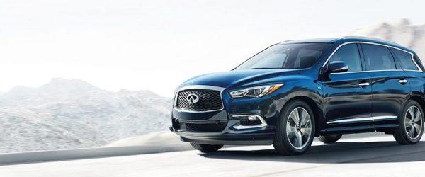 Новые автомобили Infiniti в кредит — ставка от 4,5% годовых