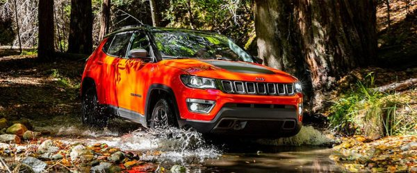 Скидки при покупке Jeep Compass — выгода до 310.000₽