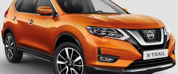 Акция на кроссовер Nissan X-Trail — выгода до 300.000₽