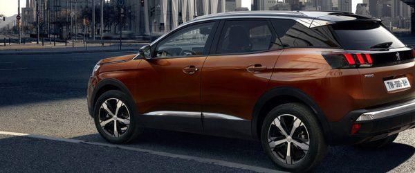 Акция на кроссовер Peugeot 3008 — выгода до 320.000₽