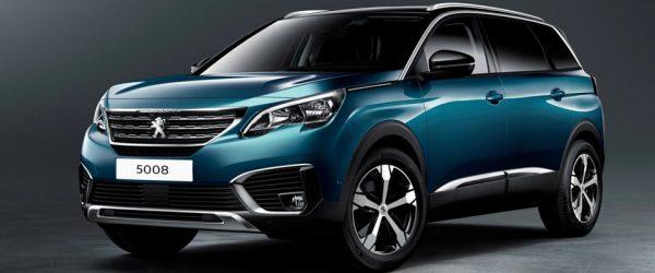 Скидки на новый Peugeot 5008 — выгода до 150.000₽