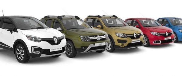 Кредит Renault