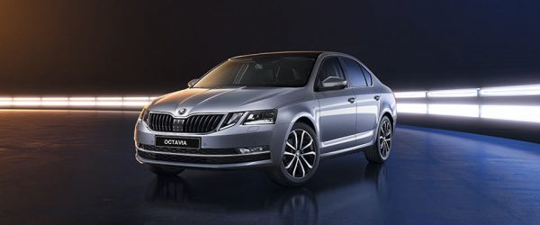 Акция на автомобили Skoda Octavia — выгода до 160.000₽