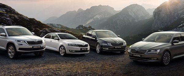 Кредит на автомобили Skoda — ставка от 6,9% годовых