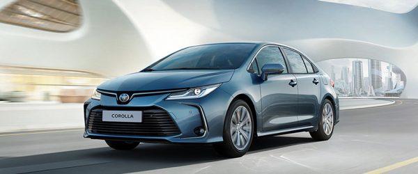 Выгода на новую Toyota Corolla — скидка до 150.000₽