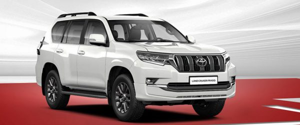 Акция на Toyota Land Cruiser Prado — выгода до 150.000₽