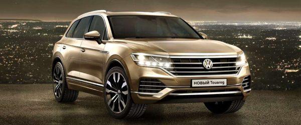 Скидки на новый Volkswagen Touareg — выгода до 705.000₽