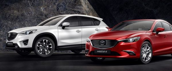 Скидки на новые Mazda по Трейд-ин — выгода до 215.000₽