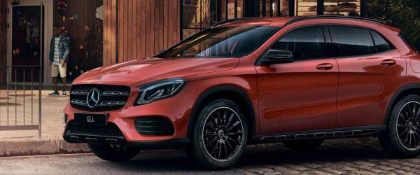 Специальная цена на Mercedes-Benz GLА c пакетом Lifestyle — 1.975.000₽