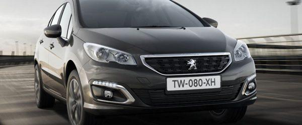 Специальное предложение на седан Peugeot 408 — скидка до 100.000₽