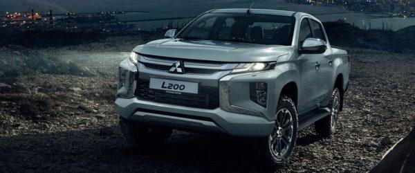 Получите скидку на внедорожник Mitsubishi L200 — выгода до 300.000₽