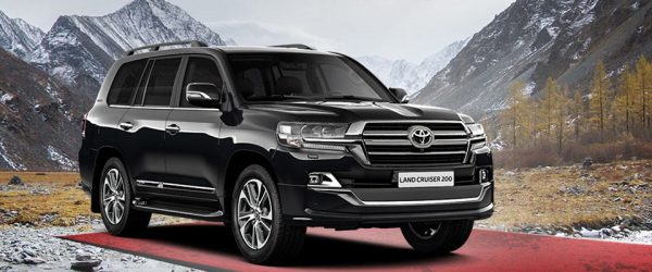 Акция на Toyota Land Cruiser 200 — выгода до 400.000₽