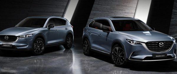 Специальная серия Noir автомобилей Mazda CX-5 и Mazda CX-9